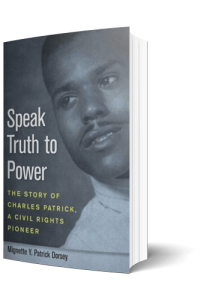 Book Cover of Speak Truth to Power by Mignette Y. Patrick Dorsey